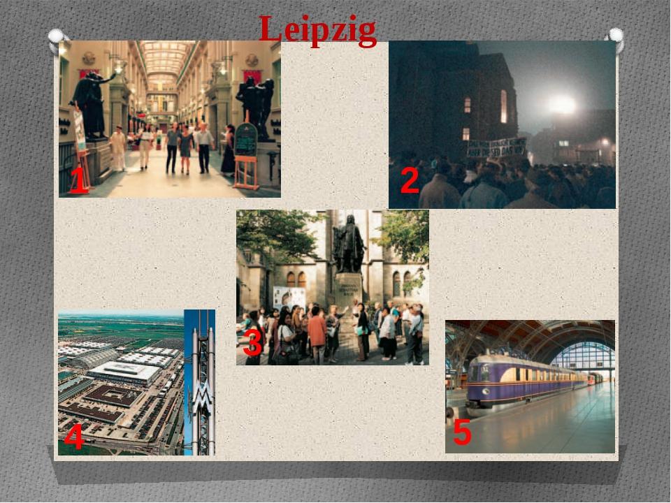 Leipzig 1 2 3 4 5