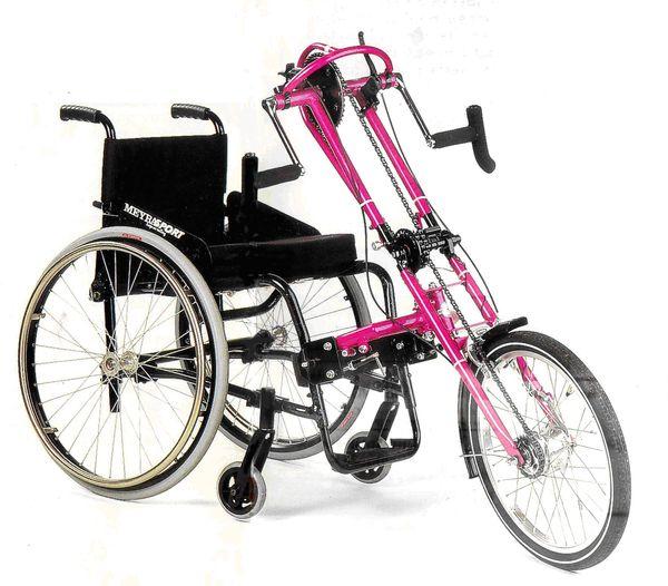 Велосипеды для инвалидов своими рукам