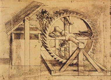 Военные изобретения Леонардо Да Винчи