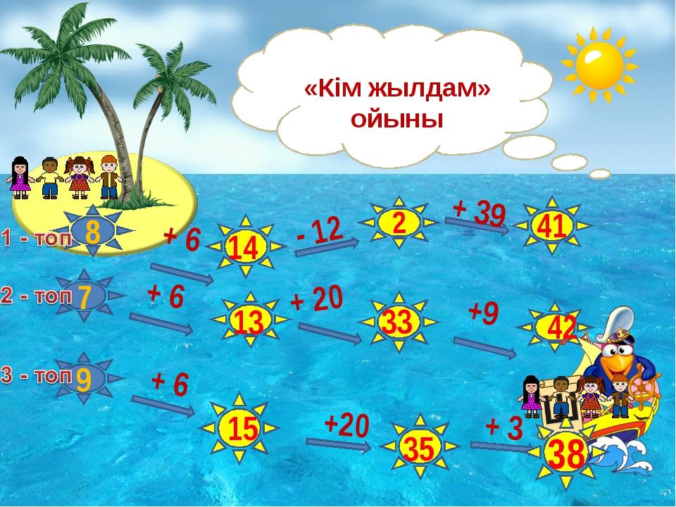 8 + 6 - 12 + 39 +9 + 20 +20 + 3 14 13 2 41 42 33 15 35 38 + 6 7 9 + 6