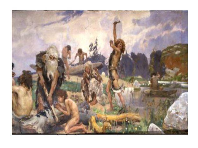 Древние люди заметили, что брошенное в землю зерно возвращает несколько зерен...