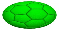 http://www.publicdomainpictures.net/pictures/80000/nahled/green-soccer-ball.jpg
