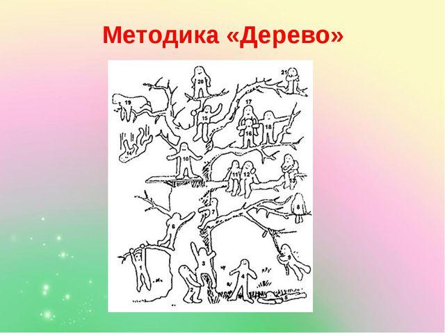 Методика «Дерево»