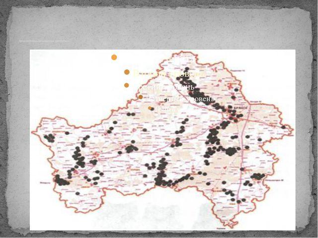 Памятники бронзового века на территории Брянской области
