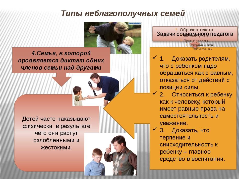 Детей часто наказывают физически, в результате чего они растут озлобленными и...