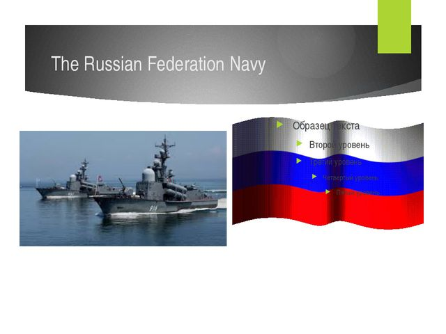 The Russian Federation Navy