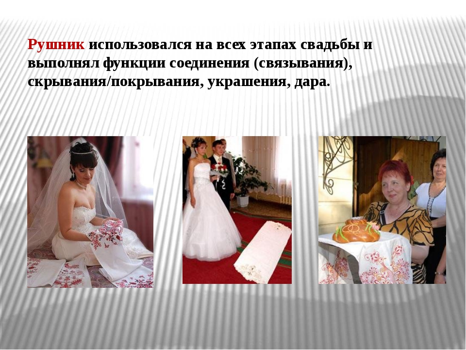 Подготовка к свадьбе за год