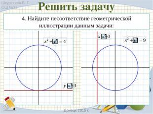Дано: CDB; D=90º CA=AB DB=300; DC=400 C D B A Доказать: CA=AD=AB Y X 1. C(40