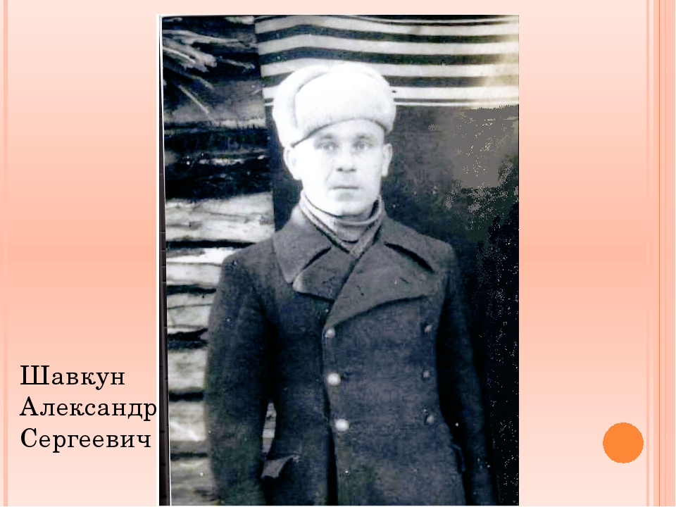 Шавкун Александр Сергеевич