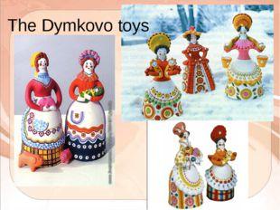 The Dymkovo toys