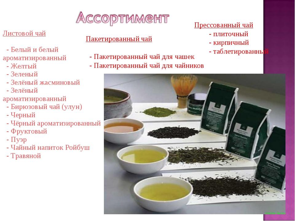 Пакетированный чай - Пакетированный чай для чашек - Пакетированный чай для ч...