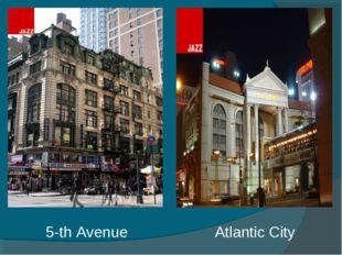 5-th Avenue Atlantic City