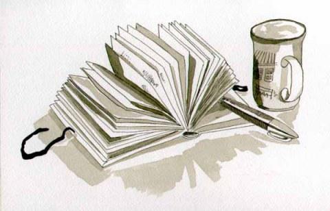 http://bmmartwork.files.wordpress.com/2009/09/book-cup-pen1.jpg?w=480&h=308