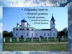 James & Ann Church