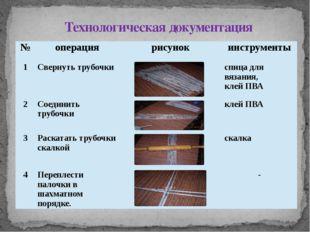 Технологическая документация № операция рисунок инструменты 1 Свернуть трубоч
