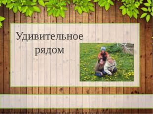 Удивительное рядом Мама: Силина Елена Викторовна, Сын: Силин Александр Серге