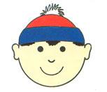 Учимся рисовать лица. Шляпы.