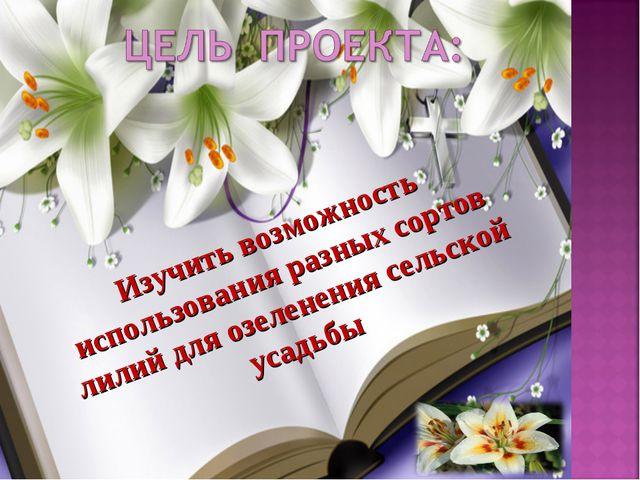 Аналаз стихотворения еще лилии