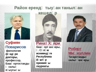 Суфиян Поварисов филология фәндәре докторы, профессор, Башҡортостандың халыҡ