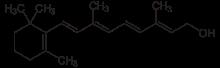 https://upload.wikimedia.org/wikipedia/commons/thumb/5/5c/All-trans-Retinol2.svg/220px-All-trans-Retinol2.svg.png