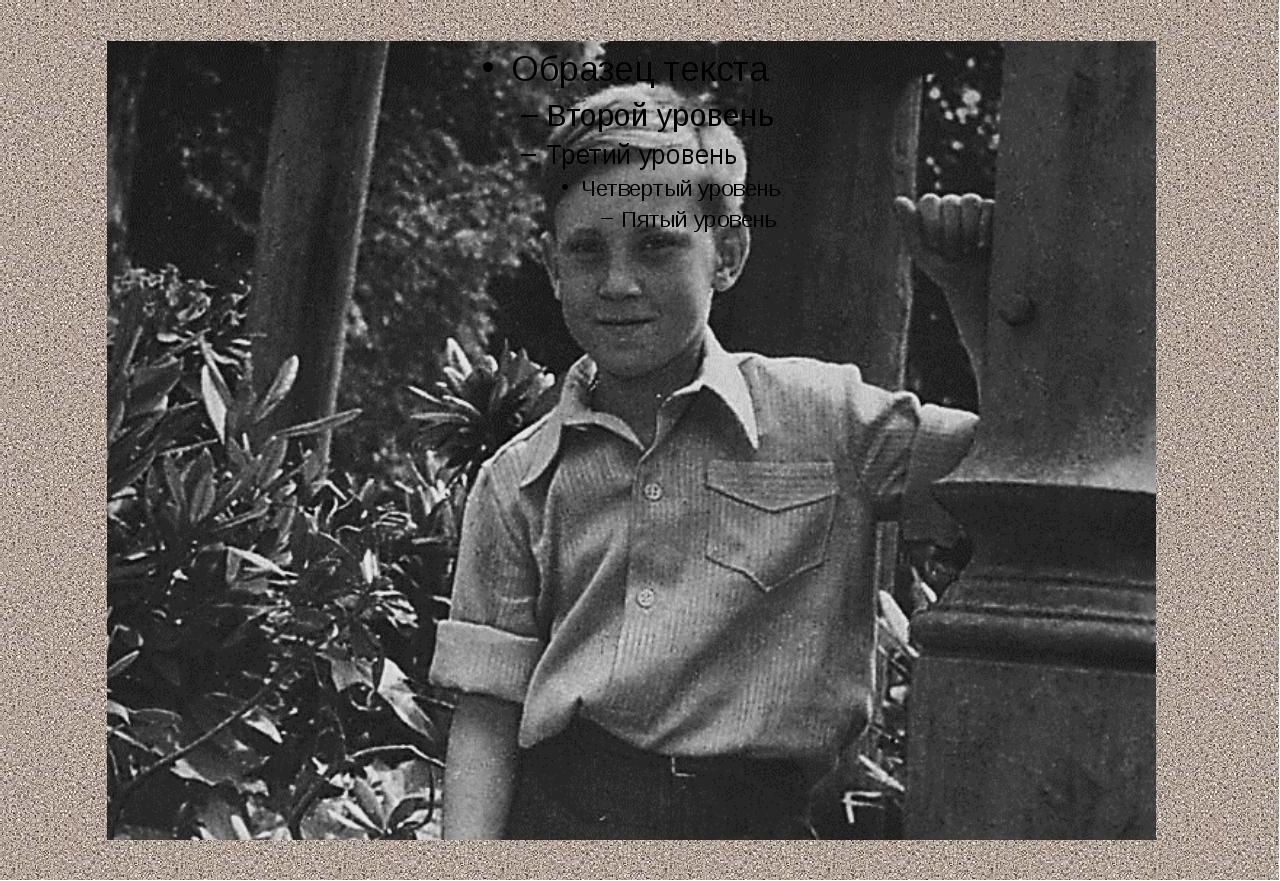 Фото володя высоцкий дети