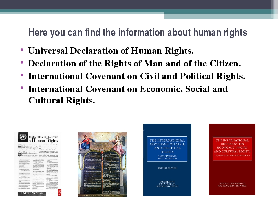 Here you can find the information about human rights Universal Declaration of...