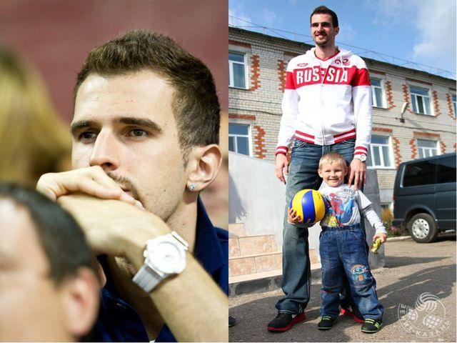 Кроме того Александр чемпион Игр ХХХ Олимпиады в Лондоне. Заслуженный мастер...