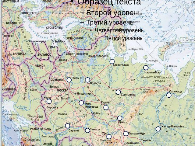 Где родился Михаил Васильевич Ломоносов?