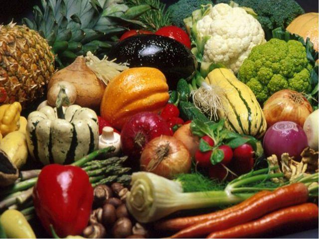 Продукты, которые помогают расти и развиваться.