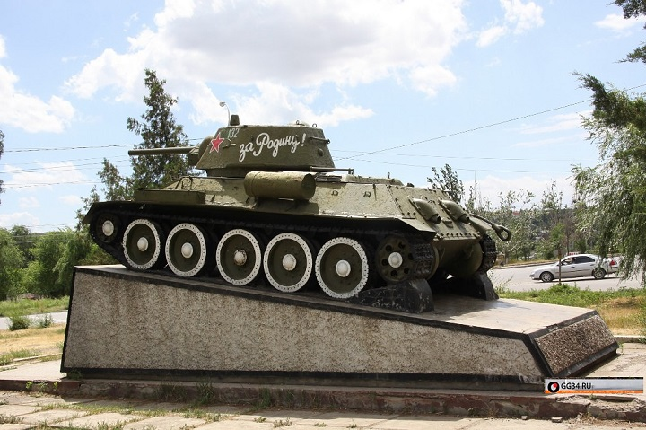 В Волгограде повреждён очередной исторический памятник