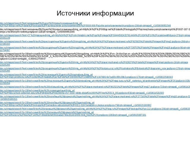 Источники информации https://yandex.ru/images/search?text=жизненный%20цикл%20...
