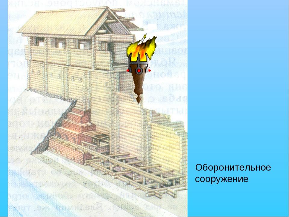 Оборонительное сооружение