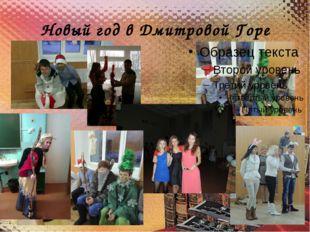 Новый год в Дмитровой Горе