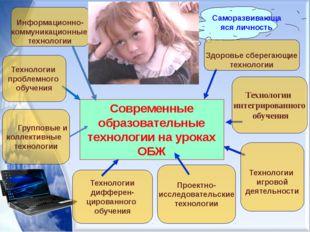 Информационно- коммуникационные технологии Современные образовательные техно
