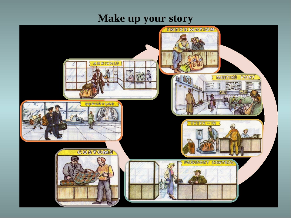Make up your story