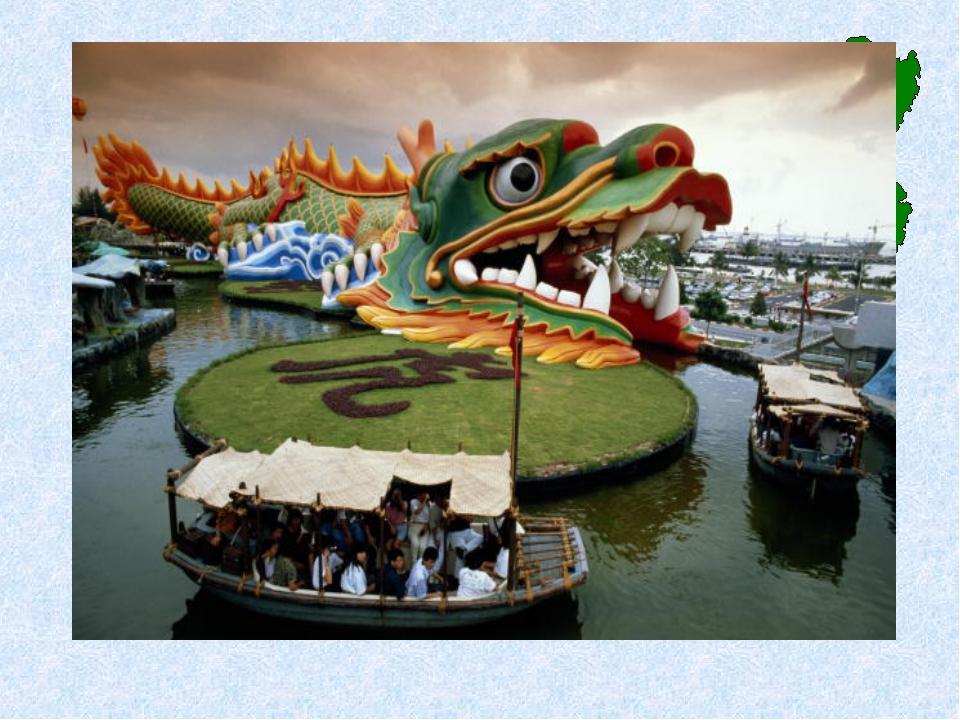 Китай В Новый год уличные процессии— самая захватывающая часть праздника.