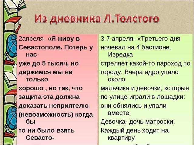 2апреля- «Я живу в Севастополе. Потерь у нас уже до 5 тысяч, но держимся мы н...