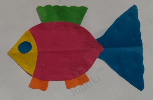 Поделки из цветной бумаги для детей от 7 8 лет