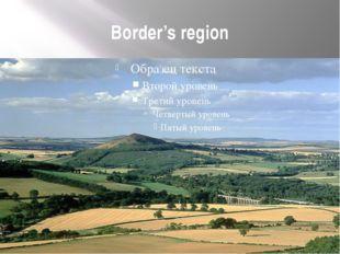 Border's region