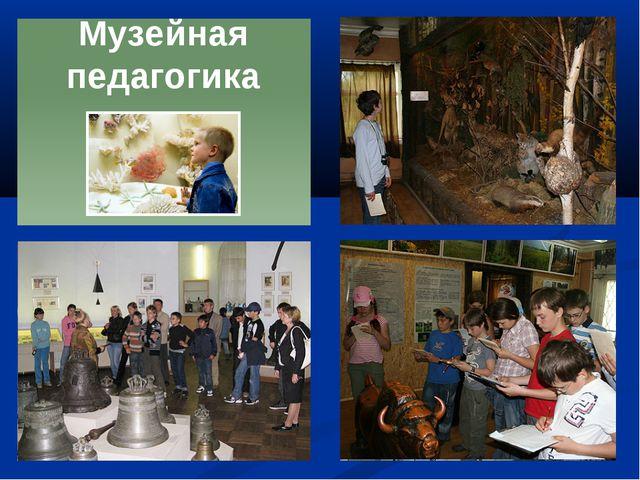 Музейная педагогика