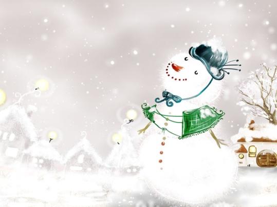 Winter Fairy Tale Wallpapers
