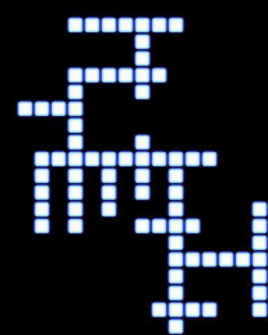 Кроссворд «Атмосферные осадки»