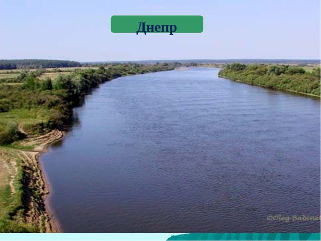 Внутренние воды Самые крупные реки Днепр с притоками; Неман и Западная Двина....