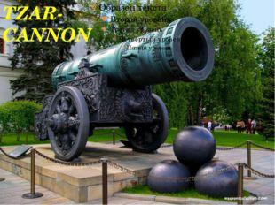 TZAR-CANNON