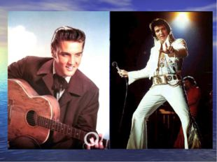 Final His songs started a new period in the American music. He was known as ""