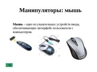 Аппаратное обеспечение компьютера Устройства ввода Устройства вывода Системна