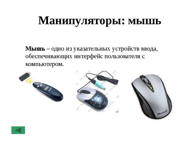 Аппаратное обеспечение компьютера Устройства ввода Устройства вывода Системна...