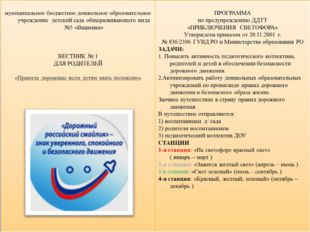 Мониторинг «По безопасному поведению на дороге На начало 2013-2014 учебного г