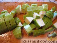 Фото приготовления рецепта: Овощное рагу вегетарианское - шаг №5