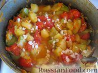 Фото приготовления рецепта: Овощное рагу вегетарианское - шаг №10